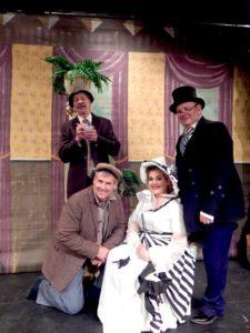 My Fair Lady @ Port Polson Players Theater
